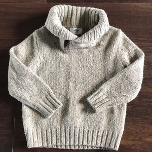 Old Navy Tan/Beige Pull-over Sweater, 3T
